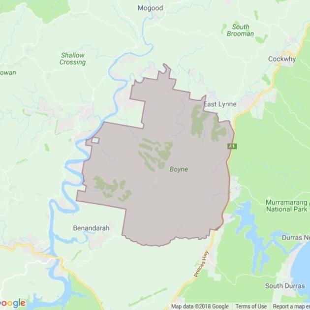 Boyne State Forest