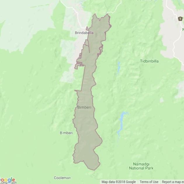 Bimberi Nature Reserve field guide