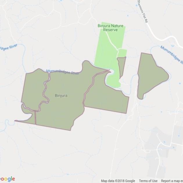 Binjura Nature Reserve field guide
