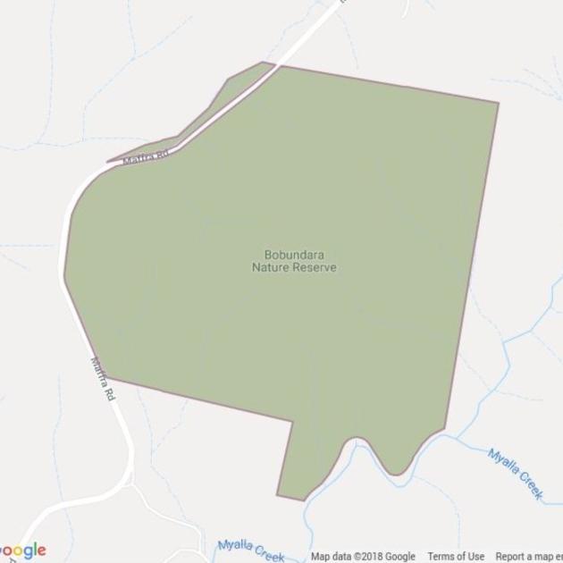 Bobundara Nature Reserve field guide