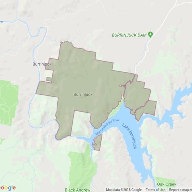 Burrinjuck Nature Reserve field guide