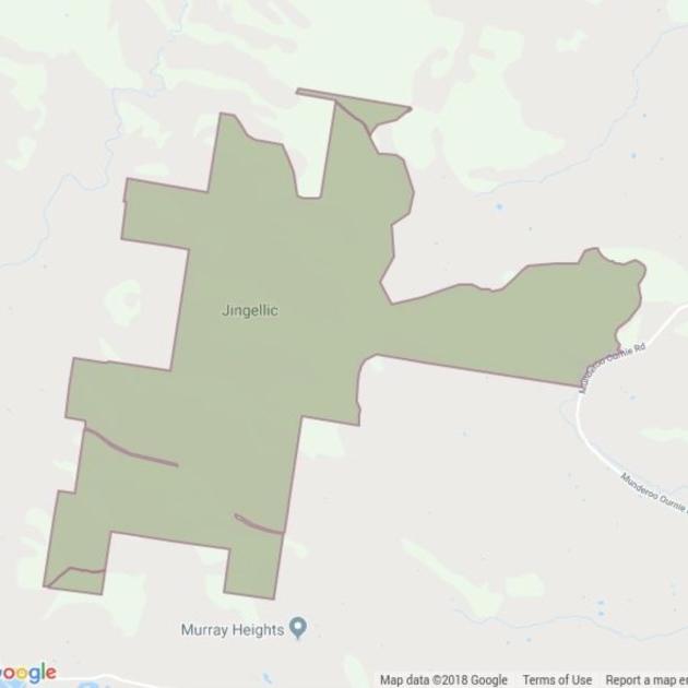 Jingellic Nature Reserve field guide