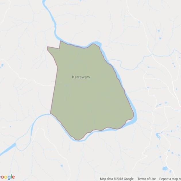 Kerrawary Nature Reserve field guide