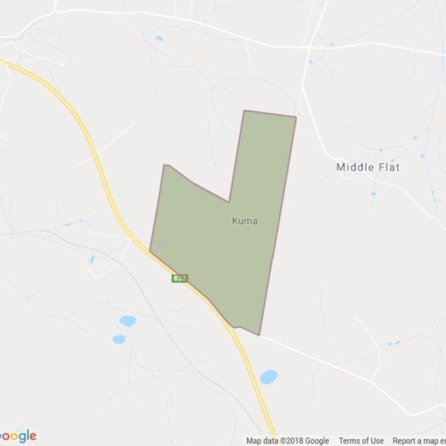 Kuma Nature Reserve field guide