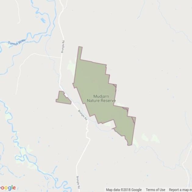 Mudjarn Nature Reserve field guide