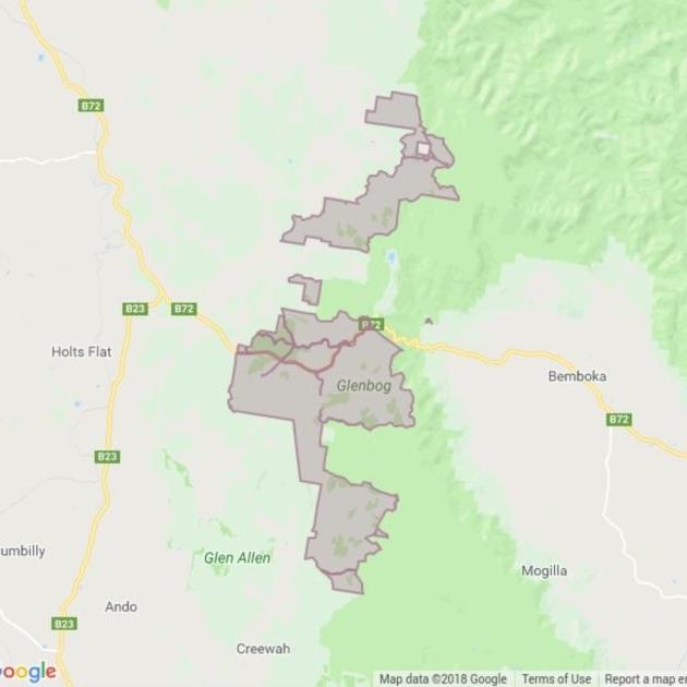 Glenbog State Forest field guide