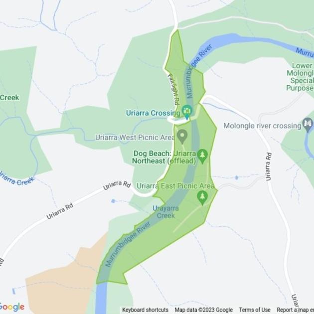 Uriarra Recreation Reserve field guide