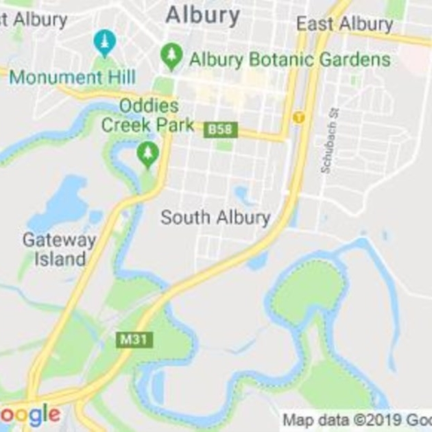 South Albury, NSW field guide
