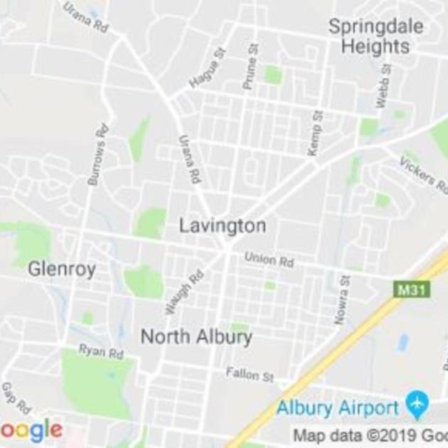 Lavington, NSW field guide