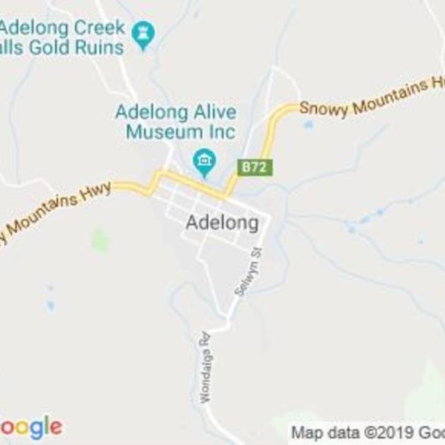 Adelong, NSW field guide