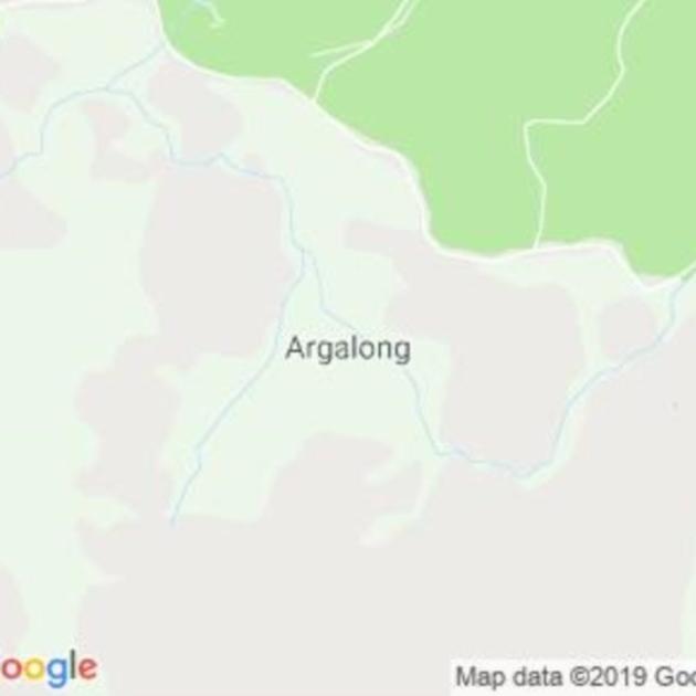 Argalong, NSW field guide