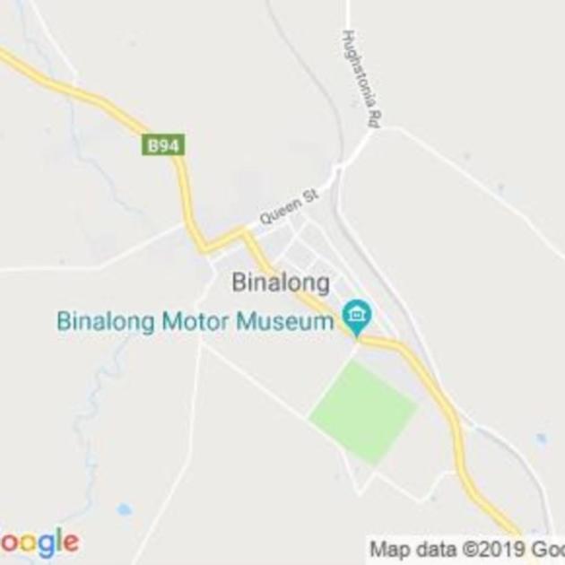 Binalong, NSW field guide