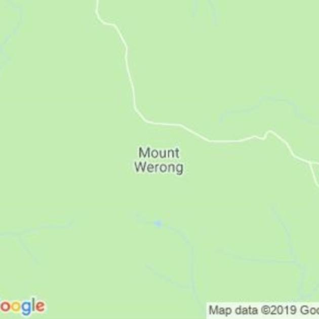 Mount Werong, NSW field guide