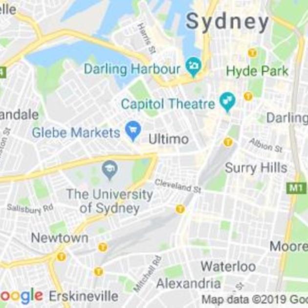 Broadway, NSW field guide
