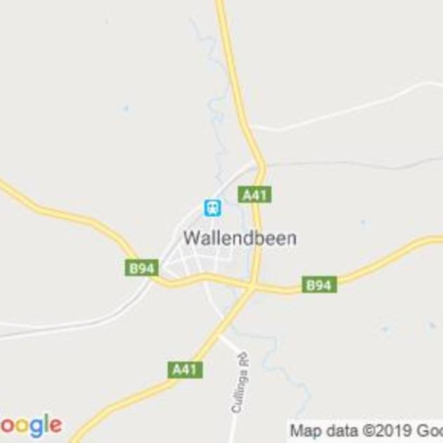 Wallendbeen, NSW field guide