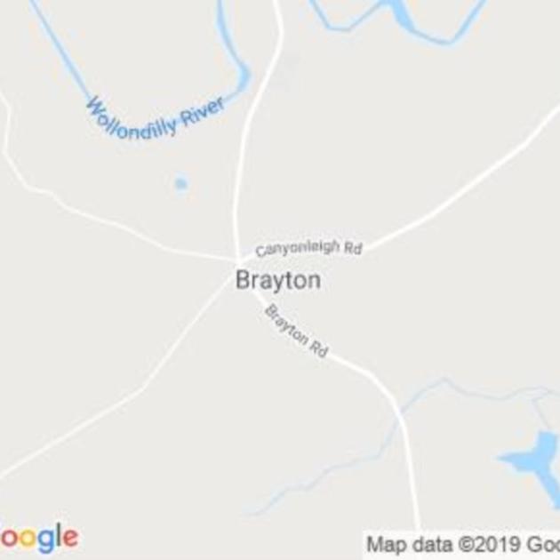 Brayton, NSW field guide