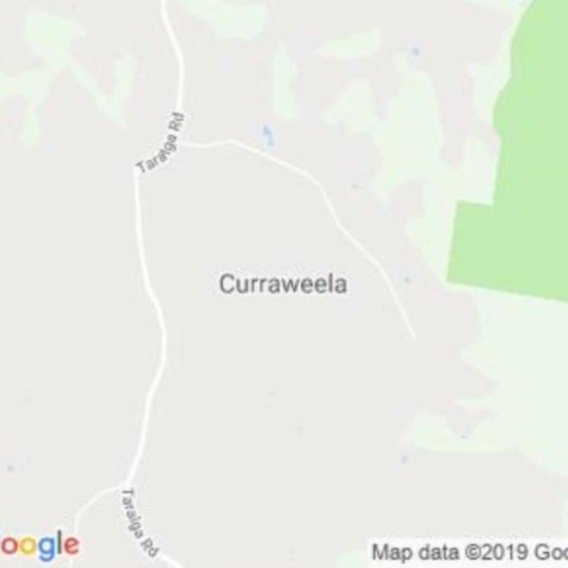 Curraweela, NSW field guide