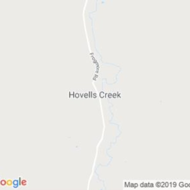Hovells Creek, NSW field guide