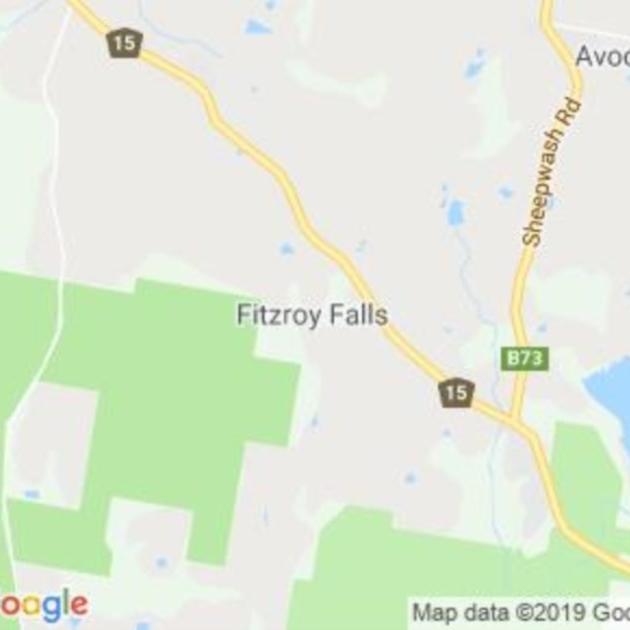 Fitzroy Falls, NSW field guide