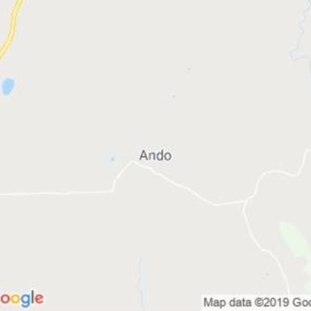 Ando, NSW field guide