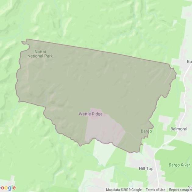 Wattle Ridge field guide
