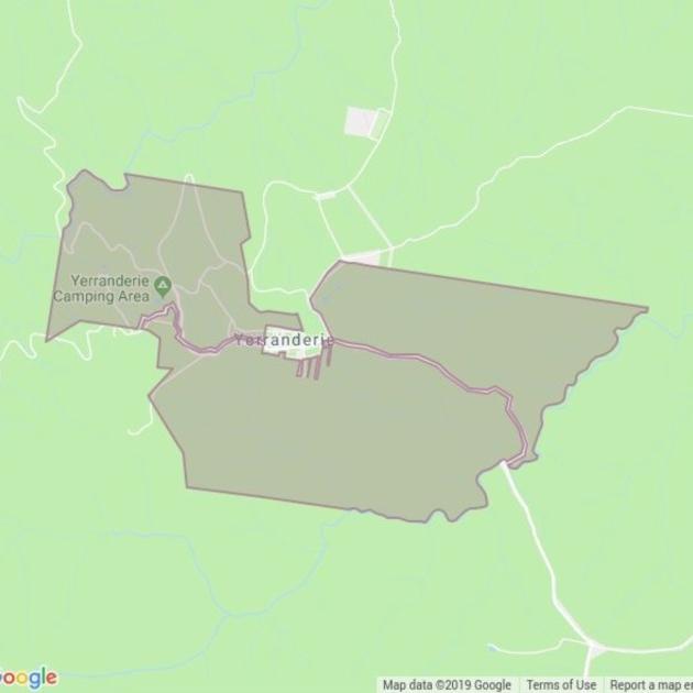 Yerranderie Regional Park field guide