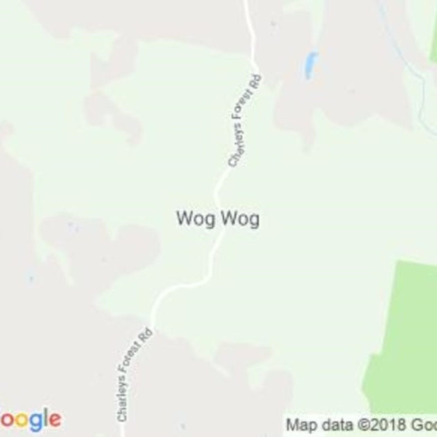 Wog Wog, NSW