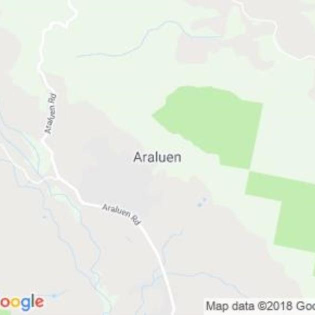 Araluen, NSW field guide