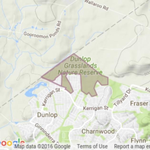 Dunlop Grasslands field guide