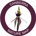 Canberra Nature Map