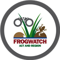 Frogwatch ACT and Region